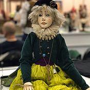 Большая шарнирная кукла Буратино