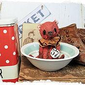 Куклы и игрушки ручной работы. Ярмарка Мастеров - ручная работа ONLY KINGS bear 371. Handmade.