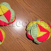 Куклы и игрушки ручной работы. Ярмарка Мастеров - ручная работа Мячик-паззл. Handmade.