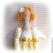 Куклы и игрушки ручной работы. Ярмарка Мастеров - ручная работа Медовая феечка. Handmade.