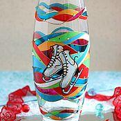 Подарки к праздникам handmade. Livemaster - original item Vase