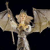 Куклы и игрушки ручной работы. Ярмарка Мастеров - ручная работа Сильвара. Принцесса драконов. Handmade.