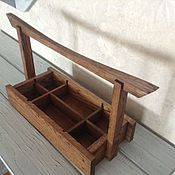 Для дома и интерьера handmade. Livemaster - original item The box for the kitchen from the array. Handmade.