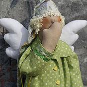 Куклы и игрушки ручной работы. Ярмарка Мастеров - ручная работа Сонный ангел, Афанасий. Handmade.