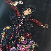 Куклы и игрушки ручной работы. Ярмарка Мастеров - ручная работа Заутренняя текстильная кукла ручная работа. Handmade.