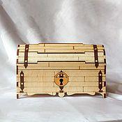 Для дома и интерьера handmade. Livemaster - original item Chest. Handmade.