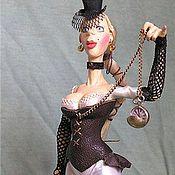 Куклы и игрушки ручной работы. Ярмарка Мастеров - ручная работа Анечка Раскольникова. Находится в частной коллекции. Handmade.