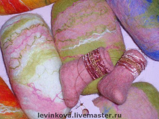 Мыло-мочалка ручной работы. Ярмарка Мастеров - ручная работа. Купить Волшебное мыло-мочалка из шерсти. Handmade.