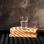 Посуда handmade. Livemaster - original item Cutting boards made of Siberian cedar 4 pcs. RDN25. Handmade.