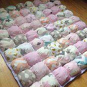 Работы для детей, ручной работы. Ярмарка Мастеров - ручная работа Лоскутные одеяла, одеяла-зефирки. Handmade.