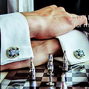Украшения handmade. Livemaster - original item Cufflinks for men. Cufflinks mens. Men`s jewelry. Handmade.
