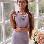 """Одежда ручной работы. Ярмарка Мастеров - ручная работа Платье """"Lavender"""". Handmade."""