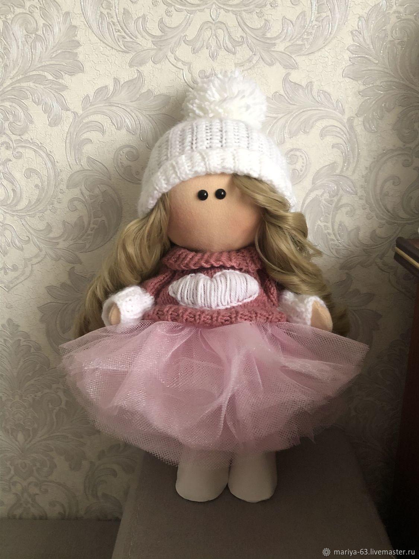 интерьерная кукла, авторская кукла, Тыквоголовка, Москва,  Фото №1