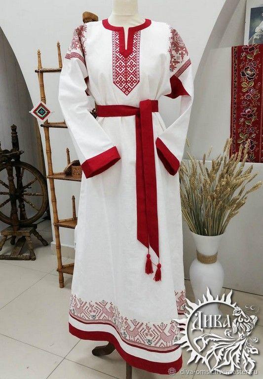dresses: DRESS - SHIRT 'WELENGA', Dresses, Omsk,  Фото №1