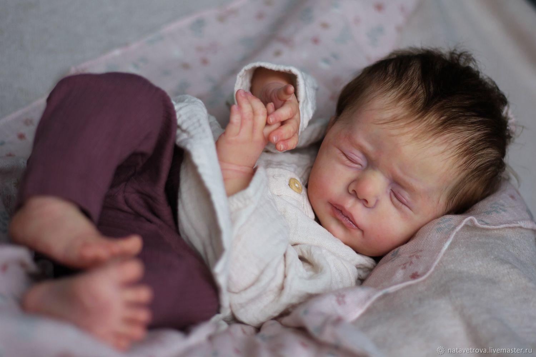 Louise, Куклы Reborn, Смоленск,  Фото №1