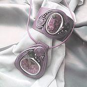 Украшения handmade. Livemaster - original item Jewelry set: