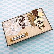 handmade. Livemaster - original item Birthday card for men Congratulations. Handmade.