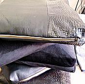 Для дома и интерьера ручной работы. Ярмарка Мастеров - ручная работа Подушка в интерьер. Handmade.