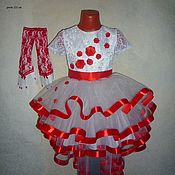 Платья ручной работы. Ярмарка Мастеров - ручная работа Платье со шлейфом на выпускной. Handmade.