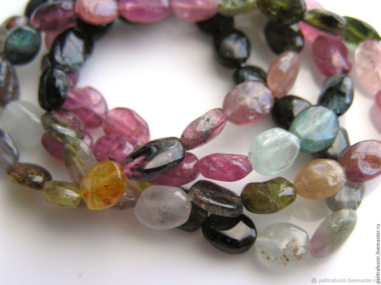 Tourmaline beads tumbling, Beads1, Tyumen,  Фото №1