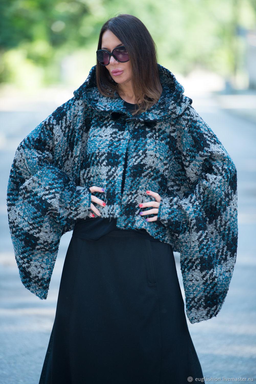 Bolero, Bolero jacket with hood, Warm Bolero