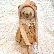 Куклы и игрушки ручной работы. Ярмарка Мастеров - ручная работа Алена к зиме готова. Handmade.