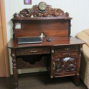 Для дома и интерьера ручной работы. Ярмарка Мастеров - ручная работа Компьютерный стол в стиле Ренессанс. Handmade.