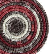 Аксессуары ручной работы. Ярмарка Мастеров - ручная работа Украшение на шею Lasso Cake вязаное колье шарф бусы. Handmade.