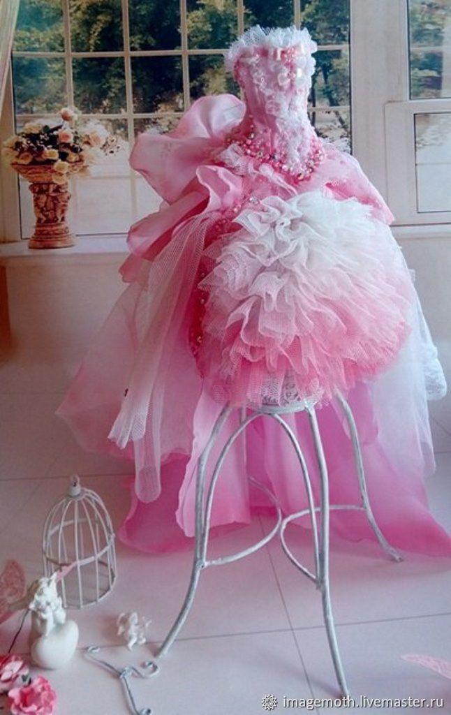 Интерьерная кукла. В духе Марии Антуанетты, Куклы, Санкт-Петербург, Фото №1