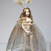 Куклы и игрушки handmade. Livemaster - original item Wanda, butterfly (12,5 cm). Handmade.