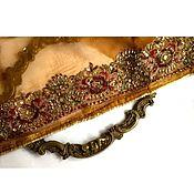 Материалы для творчества handmade. Livemaster - original item Lace antique №308. Handmade.