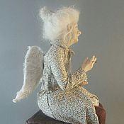 Куклы и игрушки ручной работы. Ярмарка Мастеров - ручная работа Ангел на дымоходе. Handmade.