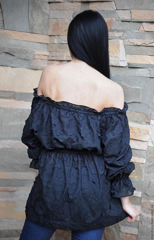 Блузки женские вечерние купить
