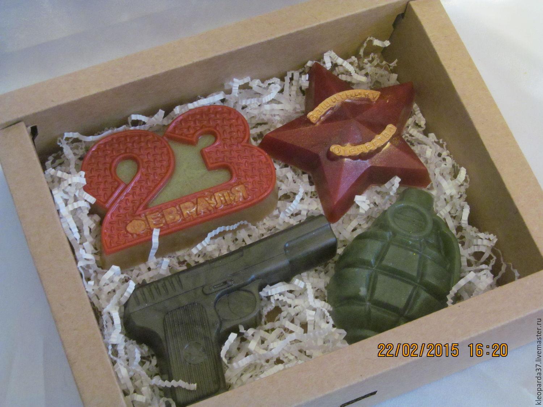 Подарки ко дню армии