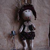 Куклы и игрушки ручной работы. Ярмарка Мастеров - ручная работа Заяц Карл. Handmade.