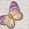Hand-Dyed Butterfly - Ярмарка Мастеров - ручная работа, handmade