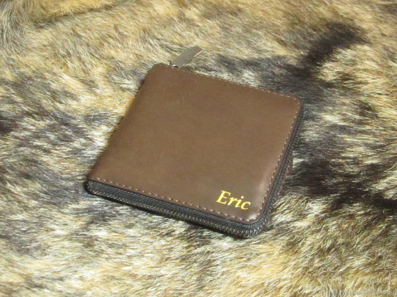 Purse zipper, belt. Slim coin purse zipper, Wallets, Nizhnij Tagil,  Фото №1
