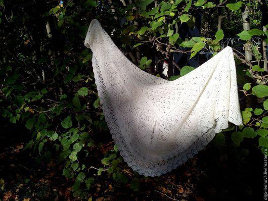 """Пледы и одеяла ручной работы. Ярмарка Мастеров - ручная работа. Купить детское одеяльце """"Сладкие сны"""". Handmade. Белый, сон"""
