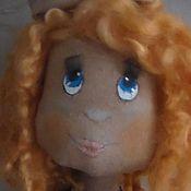 Куклы и игрушки ручной работы. Ярмарка Мастеров - ручная работа хранительница кофе. Handmade.