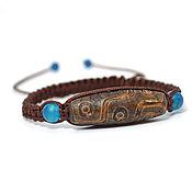 Фен-шуй и эзотерика handmade. Livemaster - original item Shamballa Bracelet Eye Of The Buddha 2. Handmade.