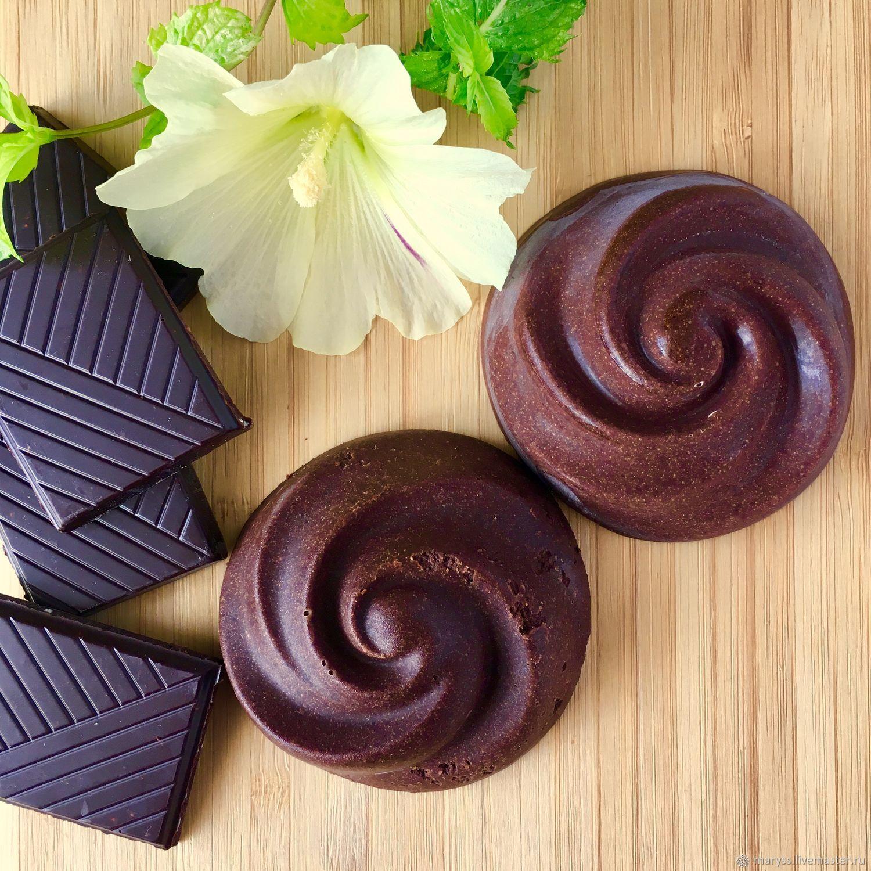 Плитка-скраб для тела Кофе и шоколад, Массажные плитки, Орел, Фото №1