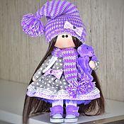 Куклы Тильда ручной работы. Ярмарка Мастеров - ручная работа Куклы Тильда:  Гномушка. Handmade.