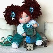 Куклы и игрушки ручной работы. Ярмарка Мастеров - ручная работа Рисальдинка Стешенька. Handmade.