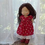 Куклы и игрушки ручной работы. Ярмарка Мастеров - ручная работа Пригожуля. Handmade.