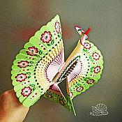 """Наборы ручной работы. Ярмарка Мастеров - ручная работа Подарок на  свадьбу, новоселье. Птица счастья """"Лето красное"""". Handmade."""