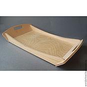 Для дома и интерьера handmade. Livemaster - original item Tray. Handmade.