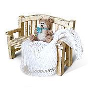 Куклы и игрушки ручной работы. Ярмарка Мастеров - ручная работа Лавочка. Handmade.