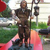 Куклы и игрушки ручной работы. Ярмарка Мастеров - ручная работа Хранитель Тиссовой аллеи. Handmade.
