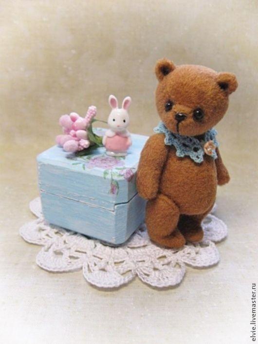Мишки Тедди ручной работы. Ярмарка Мастеров - ручная работа. Купить Мишка.. Handmade. Коричневый, коричневый мишка