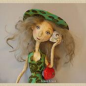 Куклы и игрушки ручной работы. Ярмарка Мастеров - ручная работа Шум моря. Handmade.